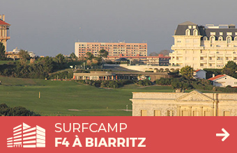 surfcamp appartement biarritz