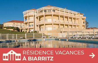 residence vacances surf biarritz